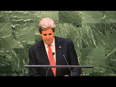 Secretary Kerry Delivers Remarks at the 2015 Nuclear Nonproliferation Treaty Review Conference