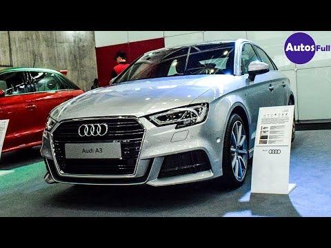 Audi A3 Progressive 2018 | Revisión Rápida