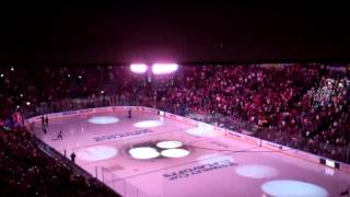 New York Islanders Vs Pittsburgh Penguins Nassau Coliseum Full Intro May 5th 2013, 05/05/2013.
