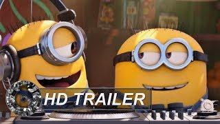 MEU MALVADO FAVORITO 3 | Trailer #3 (2017) Dublado HD
