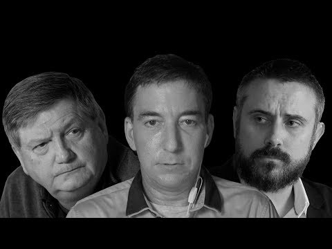 VIDEO: GLENN GREENWALD AND JAMES RISEN DEBATE THE TRUMP/RUSSIA INVESTIGATION