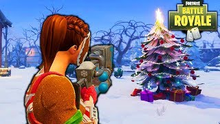 NEW FORTNITE CHRISTMAS UPDATE! // SOLO WINS! // 150+WINS! (Fortnite Battle Royale)