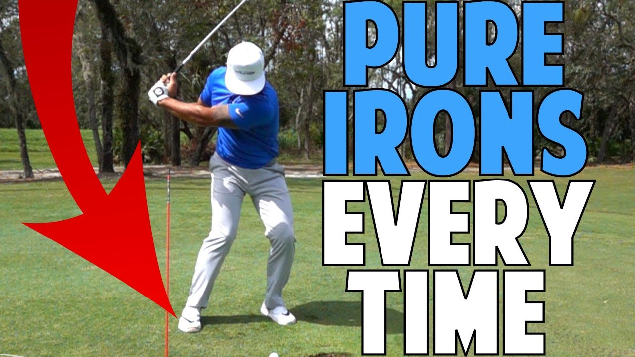 Hit Your Irons Pure Every Time! - YouTube