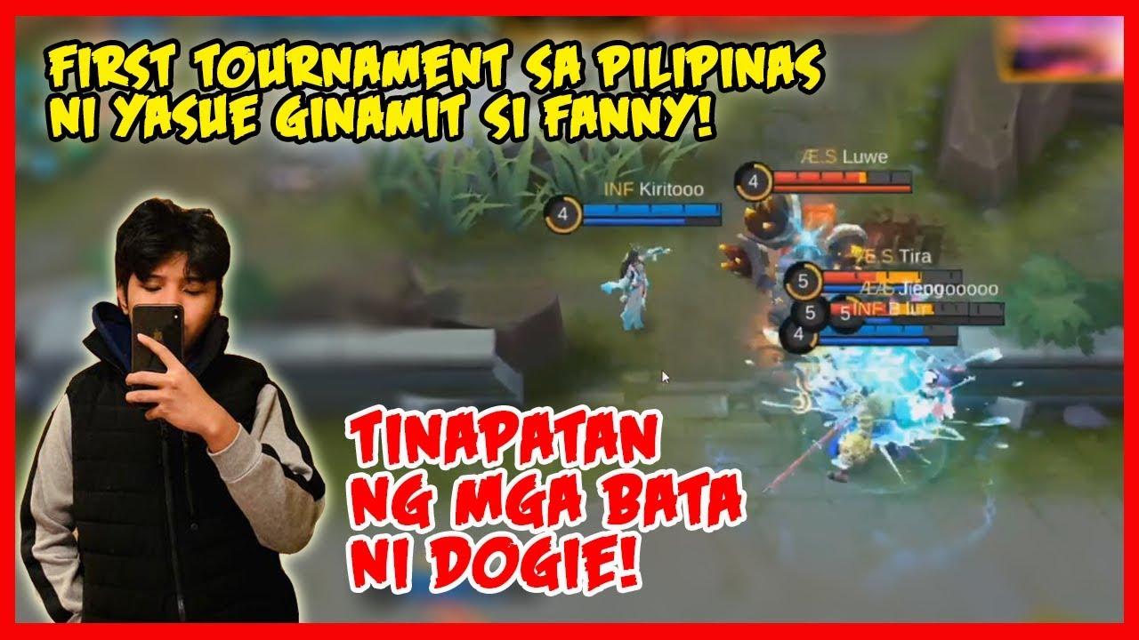 Uubra Kaya Ang Fanny ni Yasue sa Tournament sa Pilipinas? - Mobile Legends
