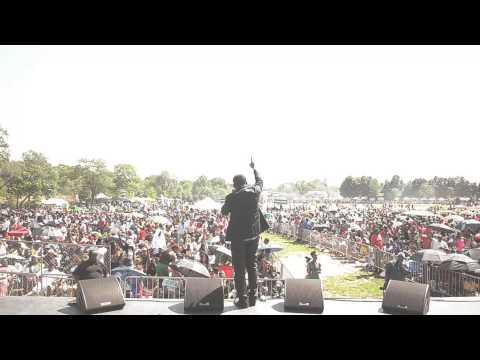 Rikki Jai at Oracabessa Reggae Fest - Roy Wilkins Park