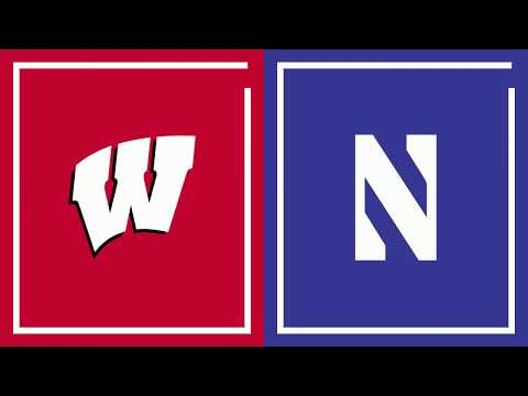 Wisconsin Badgers - Ethan Happ's triple-double leads Wisconsin past Northwestern