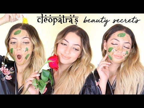 10 Arab Beauty Secrets   CLEOPATRA'S BEAUTY SECRETS REVEALED!!!