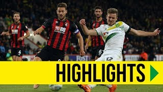 Download Video CARABAO CUP HIGHLIGHTS: AFC Bournemouth 2-1 Norwich City MP3 3GP MP4