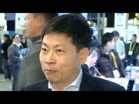 Richard Yu Of Chinese Mobile Maker Huawei On Future Growth