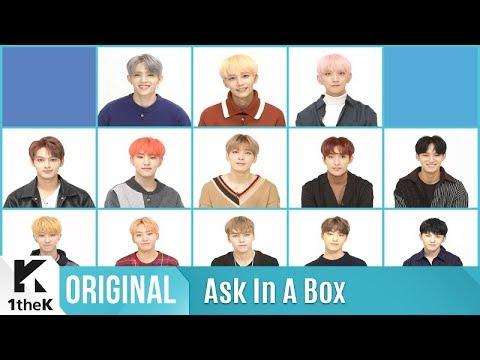 ASK IN A BOX: SEVENTEEN(세븐틴) (Part.2) _ Clap(박수)