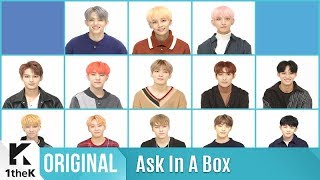 ASK IN A BOX: SEVENTEEN(세븐틴) (Part.2) _ Clap(박수)