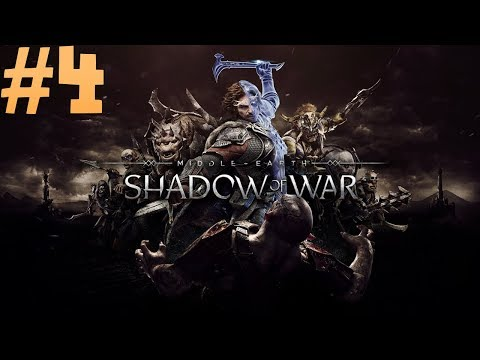 Let's Play Shadow of War  - Stealth focus Nemesis Difficulty Ep 4