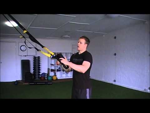 TRX Single Arm Row Tutorial
