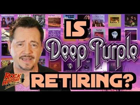 Is Deep Purple Ready To Retire? Band Announces Long Goodbye Tour Mp3