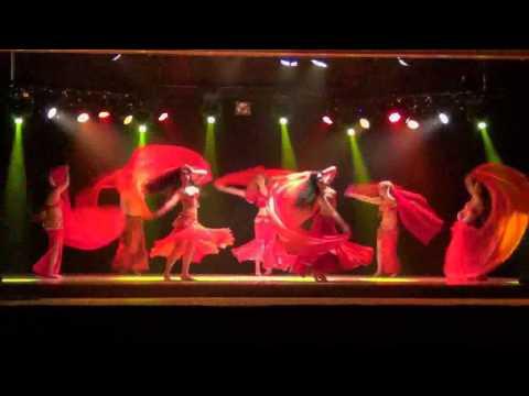 "Cendra Loulia,Spectacle Danse Orientale Fusion: ""Bast"", 2014"