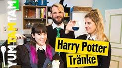Harry Potter Zaubertränke // Felix Felicis & Vielsafttrank // #yumtamtam