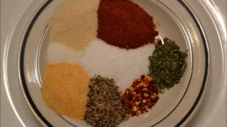 How To Make Cajun Spice Blend