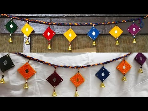 Diy Diwali Door Toran Diwali Decoration Diwali Craft Beautiful Door