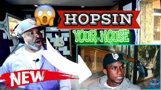 (NEW) Hopsin   Your House - Producer Reaction