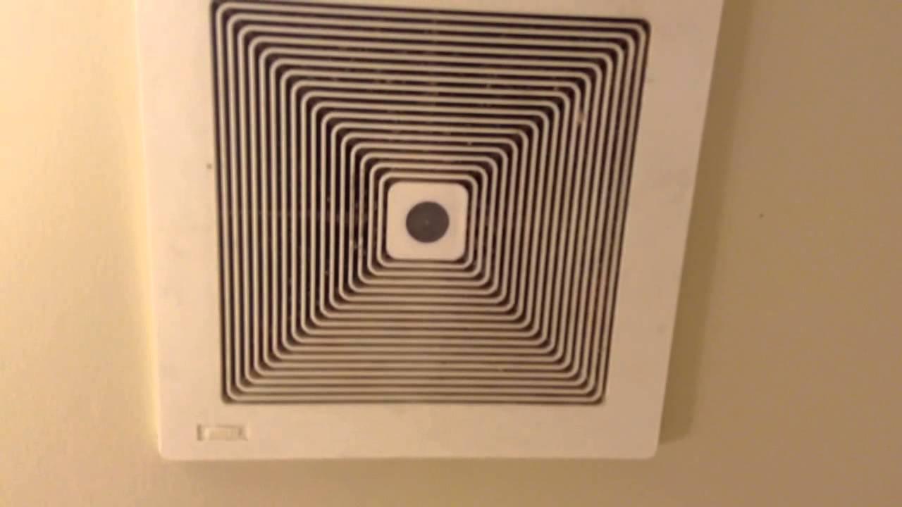 Broan Bathroom Exhaust Fan   1/15/15