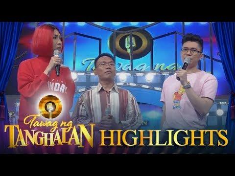 Tawag ng Tanghalan: Vice and Vhong's advice about family