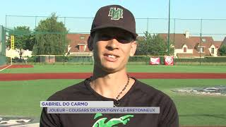 Yvelines | Baseball : 3 questions à Gabriel Do Carmo