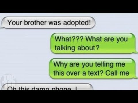 10 FUNNIEST TEXT MESSAGE FAILS