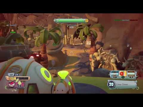 Gw2 computer scientist gameplay+ random plant gameplay