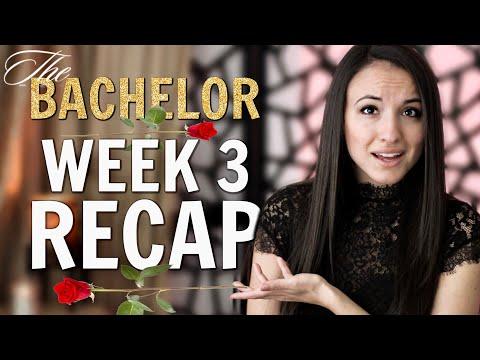 Bachelor Peter WEEK 3 Recap