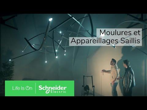 OptiLine Mini et Alrea - Schneider Electric