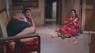 Nakul, Bindu Madhavi Phone Comedy - Tamizhuku En Ondrai Azhuthavum Movie Scenes