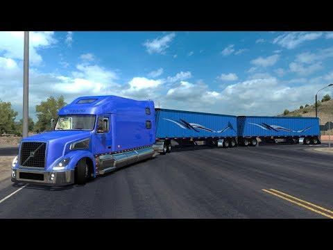 Volvo VNL 2018 Extra Largo | De Show Low, Arizona a Albuquerque, Nuevo México