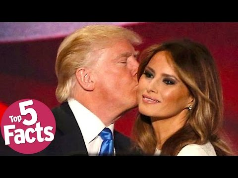 Top 5 Things You Didn't Know About Melania Trump