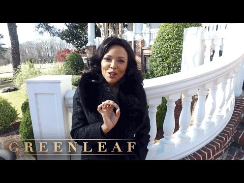 Join Lynn Whitfield on a Tour of the Greenleaf Mansion (Part 1) | Greenleaf | Oprah Winfrey Network