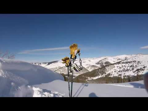 Extreme Skiing in Vail