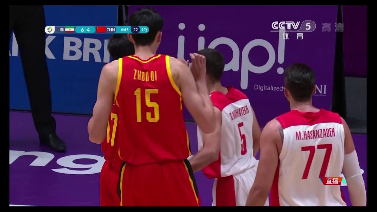 中国男篮vs伊朗男篮_2018男篮亚运会决赛: 伊朗 vs 中国男篮 高清录像|1080P| 中国是冠军 ...