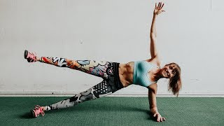 20 Side Plank Exercise Variations