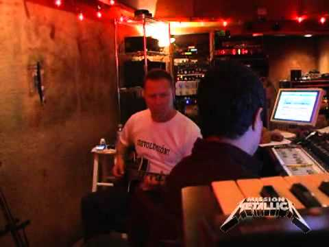 Mission Metallica: Fly on the Wall Clip (July 31, 2008) Thumbnail image