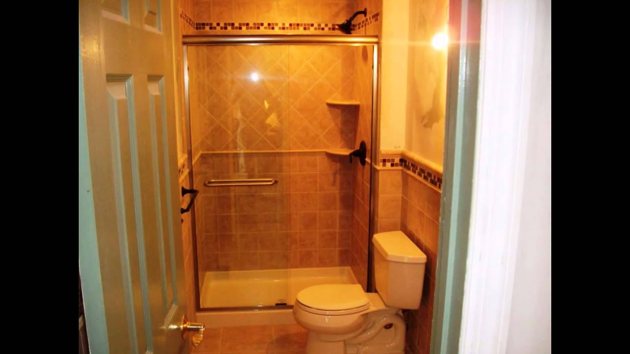 simple bathroom designs simple bathroom designs for small spaces youtube - Small Space Bathroom Design