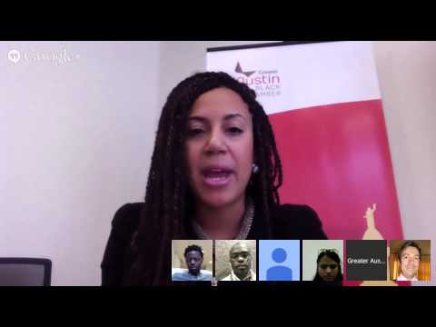 G+ Hangout Connecting Tech Giants:  Texas and Africa, A Grow