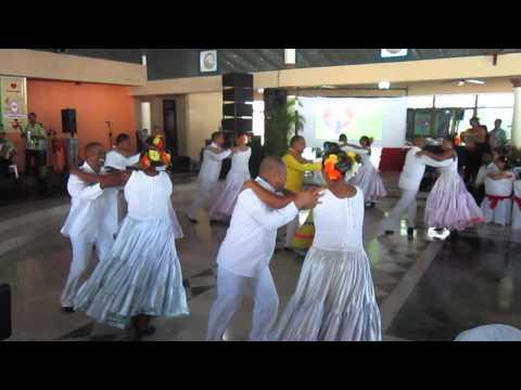 """Folkloric Dance Group """"Agrucudegua"""" Santo Domingo, Dominican Republic."""