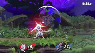 Smash Ultimate/Mewtwo Gameplay