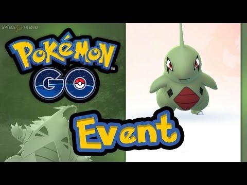 Seltene Gesteins-Pokémon in der Abenteuerwoche, neues Event   Pokémon GO Deutsch #298