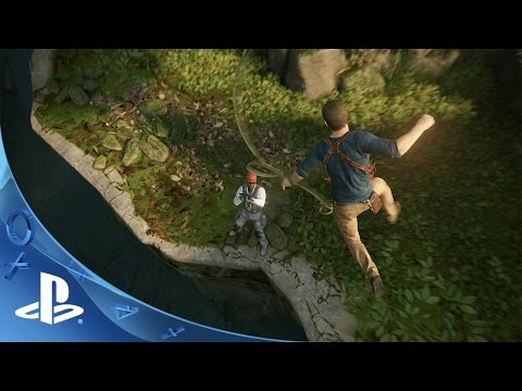 UNCHARTED 4: A Thief's End - A New Adventure in Video Game Accessibility Video | PS4