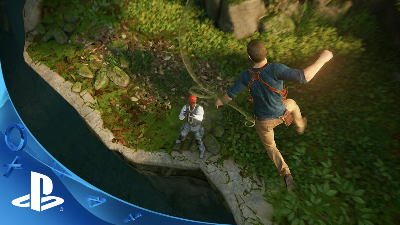 UNCHARTED 4: A Thiefs End - A New Adventure in Video Game Accessibility Video | PS4