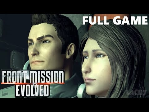 Front Mission Evolved Full Walkthrough Gameplay - No Commentary (PS3)