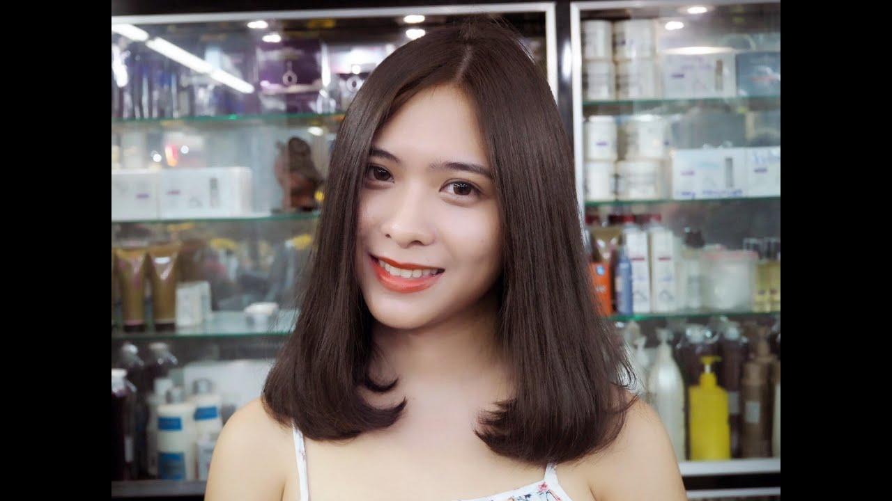 Vua Tóc Nguyễn Duy với mẫu tóc Uốn Cúp & Nhuộm đẹp mê hồn | Khái quát những thông tin liên quan kieu toc uon dep 2015 chính xác