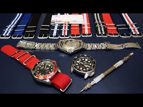 NATO Straps: An Introductory Guide - Perth WAtch #21