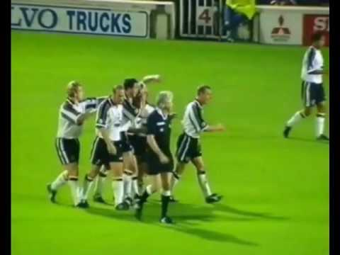 League Cup goals (Sep 19 & 20, 1995)