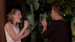 Nina en Yoran brengen jury tot tranen - IDOLS MP3